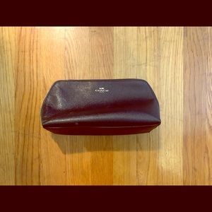 Coach Bags - Coach Cosmetics or Accessories Pouch